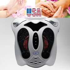 Circulation Medical Blood Booster Electromagnetic Foot Massager Infrared US SHIP