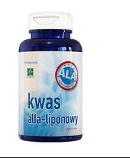 A-Z Medica alphax 90 A-Z ,Medica Kwas alfa-liponowy 90 kaps.