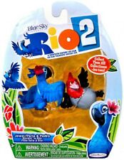 Rio 2 Jewel & Pedro Mini Figure 2-Pack