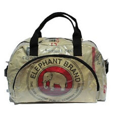 Elephant Brand Deluxe Cabin Size Travel Bag 41cm long Fair Trade from Cambodia