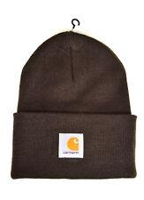 Carhartt Short Watch Hat, Tobacco, Braun, Mütze, Beanie, Unisex, I017326, Neu