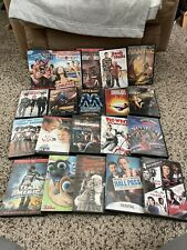 Huge Dvd Movie lot: Better Off Dead, Lethal Weapon, Super Mario Bros, And More!