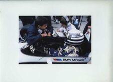 Riccardo Patrese Brabham BT52B German Grand Prix 1983 Signed Photograph