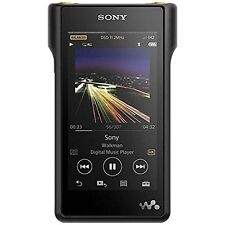 SONY Digital Audio Hi-Res Player Walkman 128GB WM1 Series Black NW-WM1A B New