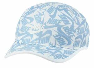 Nike Unisex Aerobill Featherlight StrapBack Adjustable Hat Cap Blue DM9044-436