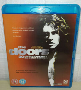 THE DOORS - AN OLIVER STONE FILM - 20 TH ANNIVERSARY SPECIAL - ENG - BLU-RAY