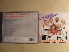 Mühlviertler Spitzbuam/Unser Mühlviertel 1990 16 Track/CD