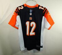 Mohamed Sanu Cincinnati Bengals NFL Football Jersey Nike Size YOUTH LARGE 14/16