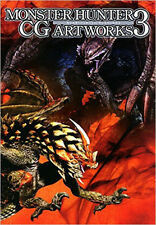 Monster Hunter CG Artworks 3 artbook ** NOUVEAU