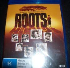 Roots (David L Wolper Production) Mini Series (Australia Region B) Bluray - NEW