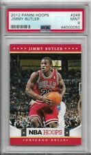 2012-13 Panini NBA Hoops #249 JIMMY BUTLER Rookie RC - PSA 9 Mint LOW POP!! 🔥
