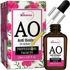 StBotanica Anti Oxidant (24 Active Oils) Professional Facial Oil, 20ml Free Ship