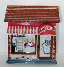 Vintage Mrs Fields Bakery Cookie Jar