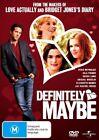 Definitely, Maybe (DVD, 2008)