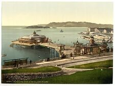6 Victorian Views Plymouth Ivy Saltash Bridge The Hoe Pier Drakes Island Photos