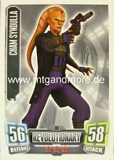 Cham Syndulla #069 - Force Attax Serie 2