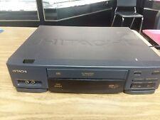 Hitachi Vt-M284A Video Cassette Recorder Vcr Plus+ Vhs Player Vintage