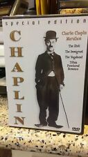 Charlie Chaplin Collection Hollywood Classics (2 disc 2002) 4 Silent Movies B&W