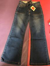 NWOT Mini Boden Girls Jeans Size 7