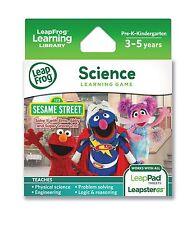 LeapFrog Learning Game Sesame Street