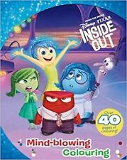 Inside Out Mind-Blowing Colouring Book - NEW