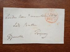 CHARLES GREVILLE - DIARIST CRICKETER & RACEHORSE OWNER / TRAINER - SIGNED FRONT
