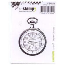 Carabelle Studio SMI0176 aggrapparsi Stamp-Montre gousset orologio da taschino ()