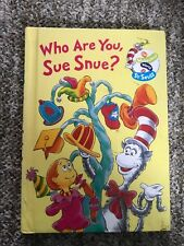Who Are You, Sue Snue? (The Wubbulous World of Dr. Seuss)-1997