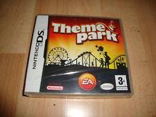 THEME PARK NTR-A8QP-ESP DE EA GAMES PARA LA NINTENDO DS NUEVO PRECINTADO