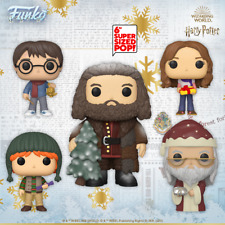 Funko Pop! Harry Potter: Holiday 2020 (In Stock!) Vinyl Figures