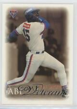 1995 Futera Australian Baseball Ron Carothers #86