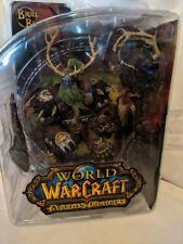 DC Direct World Of Warcraft Series 2 Night Elf Druid Broll Bearmantle