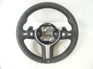 BMW 1 SERIES STEERING WHEEL M SPORT TYPE, F20, HATCH, 06/11-04/19 11 12 13 14 15