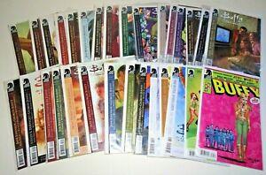 Dark Horse Lot of 30 Buffy the Vampire Slayer Season 8 Comics, No. 5 to 33, 35