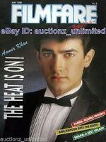 Filmfare May 1989 Aamir Khan Anil Kapoor Farha Deepti Naval Meenakshi Sheshadri