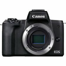 Canon EOS M50 Mark II Mirrorless Digital Camera (Black) Body 4728C001