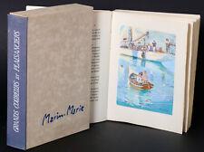 MARIN MARIE LIVRE D'OR DU YACHTING PARIS 1957 GRANDS COUREURS ET PLAISANCIERS