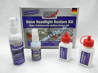 Protec Nano Scheinwerferreparatur Set Aufbereitung / HEADLIGHT REPAIR KIT