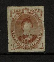 Newfoundland SG# 40, Mint Hinged, Hinge Remnant - Lot 071717