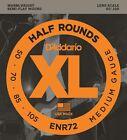 D'Addario ENR72 Half Rounds Bass, Medium, 50-105, Long Scale for sale
