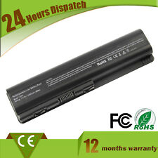 New Battery For HP Pavilion DV4 DV5 G50 G60 HDX X16-1000 484170-001 Power Supply