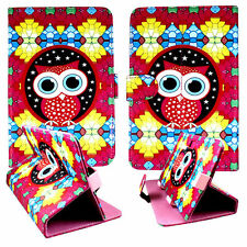 "Colorful Owl  for  Asus Google Nexus 7 7"" Tablet Folio Leather Case Cover"