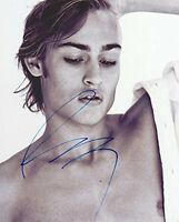 Douglas Booth Signed Autographed 8x10 Photo Pride & Prejudice & Zombies COA VD