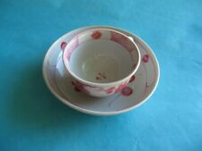 ANTIQUE KPM BERLIN PORCELAINE 18 CT.CUP & SAUCER 1780-1800 MARKED