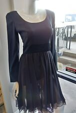 "NIPON NIGHT ""LIL BLACK DRESS""  SZ. 8 NWT"