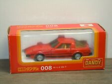 Mazda Savanna RX-7 - Tomica Dandy 008 Japan 1:43 in Box *50391