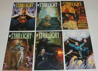Starlight 1-6 Complete Comic Lot Run Set Image Mark Millar Collection NM 9.4