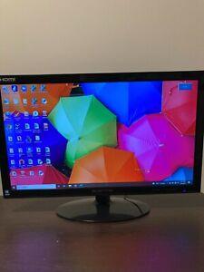 """Sceptre E24 24"""" 1920 x 1080 Widescreen HDMI, VGA, USB LED Monitor"""