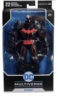 Batman Hellbat - 6inch DC Multiverse McFarlane Figure Hell Bat Mib Batman