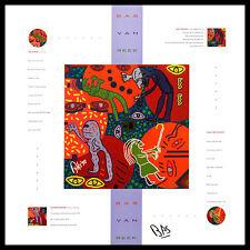 Bas van Reek TEN-to man mano firmati poster immagine stampa d'arte & Quadro in alluminio 60x60cm